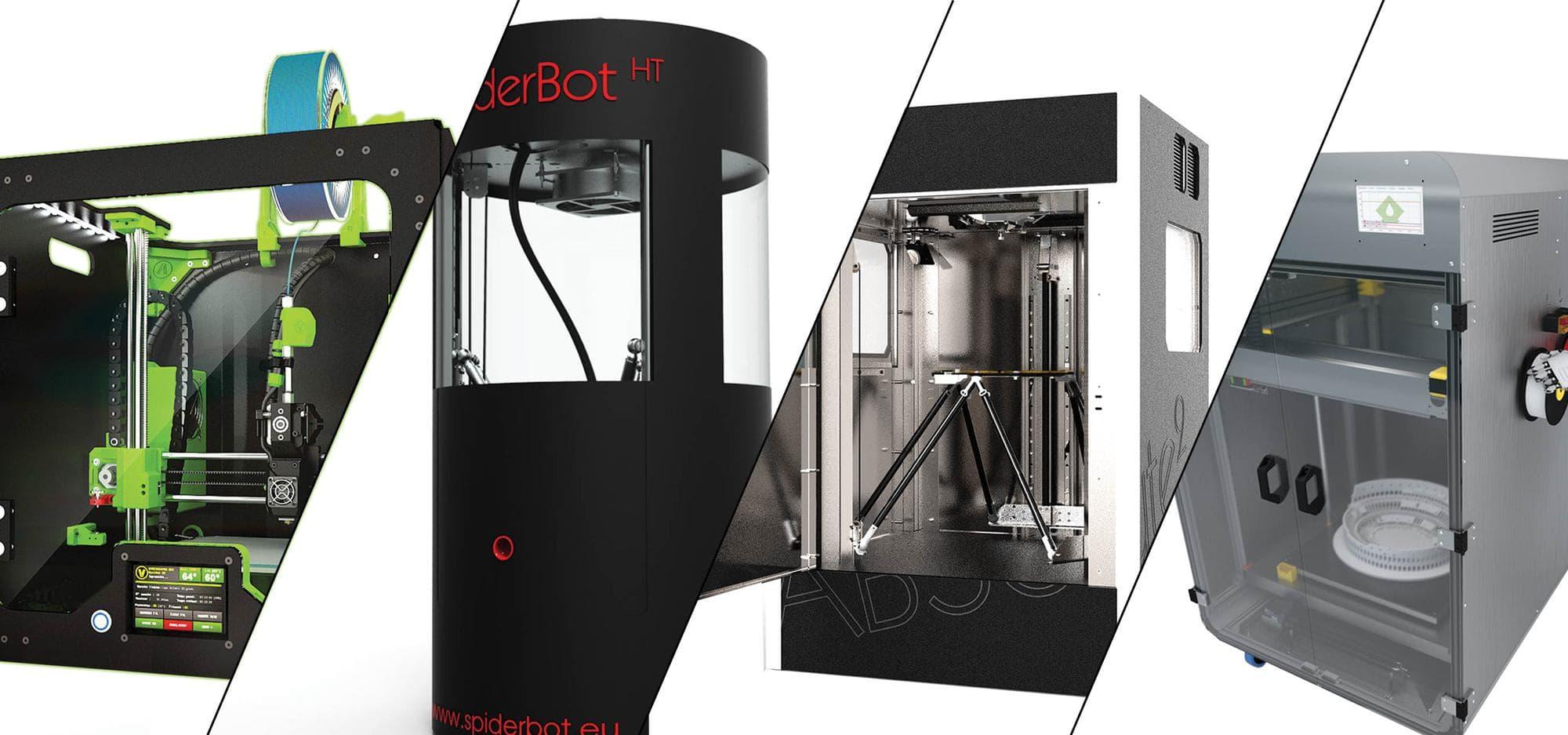 Intégrez l'imprimante 3D
