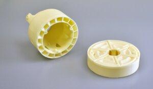 Notre réalisation : Grande pièces industrielles Imprimante : ABSolute 2